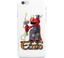Elmo the Thor iPhone Case/Skin