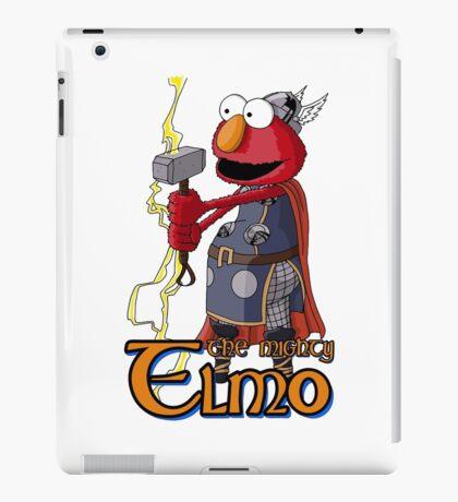 Elmo the Thor iPad Case/Skin