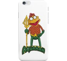 Scooter the Aquaman iPhone Case/Skin