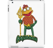 Scooter the Aquaman iPad Case/Skin
