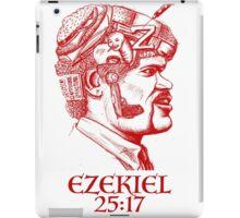 Ezekiel 25:17 The Path of the Righteous Man iPad Case/Skin