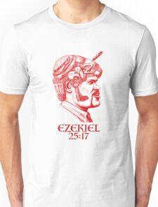 Ezekiel 25:17 The Path of the Righteous Man Unisex T-Shirt