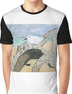 Resting Tern Graphic T-Shirt