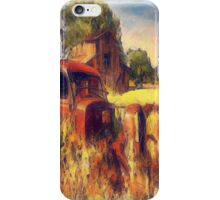 Down on The DAP Family Farm iPhone Case/Skin