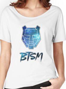 BTSM Women's Relaxed Fit T-Shirt