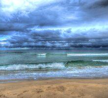Rain approaching by Pier Vido