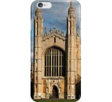 St. Johns Chapel  iPhone Case/Skin