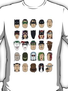 Batman Heroes & Villains T-Shirt