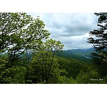 Fern Lake near Cumberland Gap Photographic Print