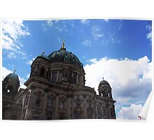 Midday at Berliner Dom Poster