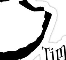 Time For Tea - Alice Sticker