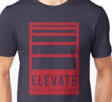 Elevate MMA Academy Block Logo Unisex T-Shirt