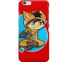 Gamer Fox iPhone Case/Skin