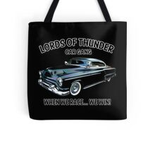 Lords Of Thunder Tote Bag