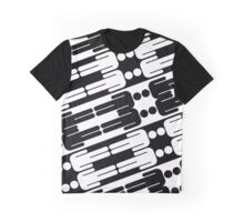 SEAMLESSLY TILED 11 ALT Graphic T-Shirt