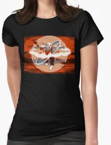 Avatar State Womens Fitted T-Shirt