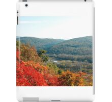 Autumn Landscape Near Doberdo iPad Case/Skin