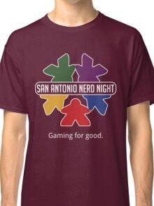 San Antonio Nerd Night - Color Flat Classic T-Shirt