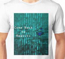 Virtual Reality Unisex T-Shirt