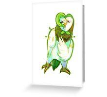 Dartrix Greeting Card