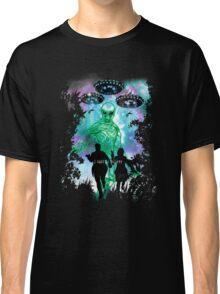 The X-Files Alien Invasion Classic T-Shirt