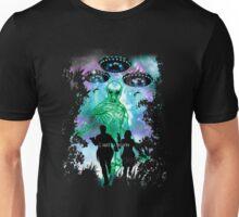 The X-Files Alien Invasion Unisex T-Shirt