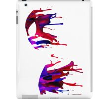 spiderman stain iPad Case/Skin