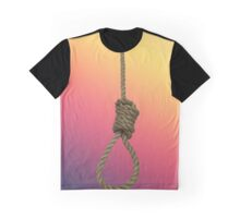 Noose Fade Graphic T-Shirt