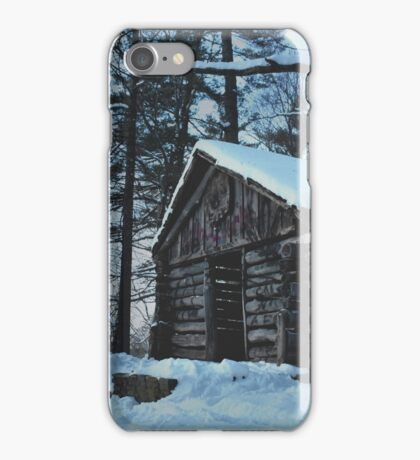 Cabin In The Woods iPhone Case/Skin