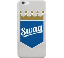 Royal Swag Crown iPhone Case/Skin