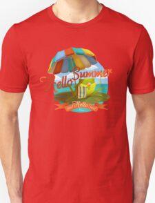 Hello summer and hello sea! T-Shirt