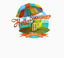 Hello summer and hello sea! Unisex T-Shirt