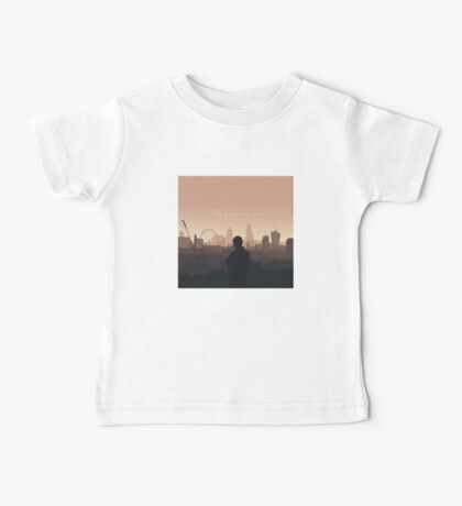 The Game Is On (John) Baby Tee