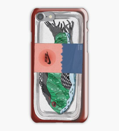 "Rare Catch ""Gone Fishing"" iPhone Case/Skin"