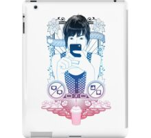 Mirror Selfie (Grad) iPad Case/Skin