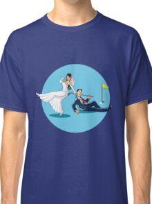 MARRYING GOLFER Classic T-Shirt