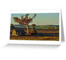 Past It`s Time Greeting Card