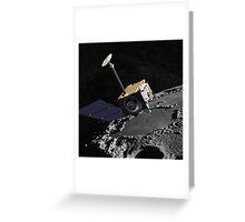 Artist Concept of the Lunar Reconnaissance Orbiter. Greeting Card