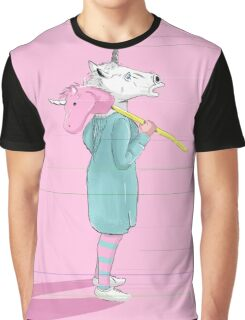 Unicorns Graphic T-Shirt