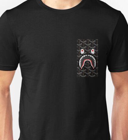 Goyard Perfect Black Unisex T-Shirt