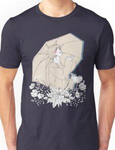 Girl's Diary Collection - Rain Unisex T-Shirt