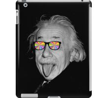 color make me happy make me smart iPad Case/Skin