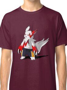 Zangoose in Haikyuu shorts Classic T-Shirt
