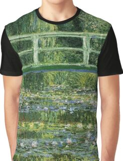 Monet Tote Bag Graphic T-Shirt