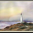 Lighthouse by Jenny Wood