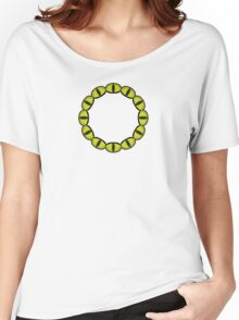 Cats Eye Sym Women's Relaxed Fit T-Shirt