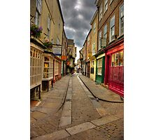 Shambles #1 - York Photographic Print