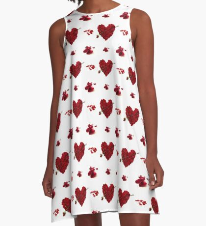 Can You Be My Valentine's A-Line Dress