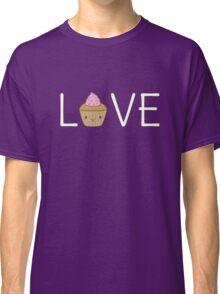 Cute Cupcake Love  Classic T-Shirt