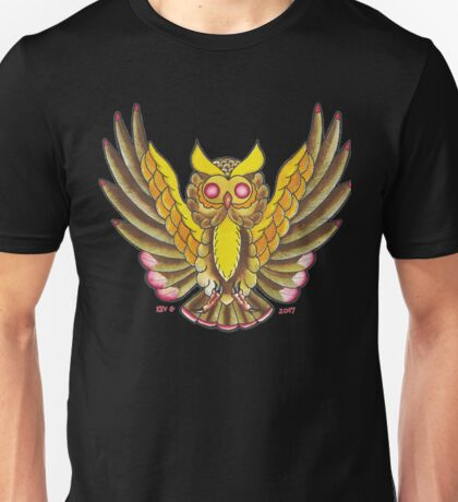 RED EYED OWL Unisex T-Shirt